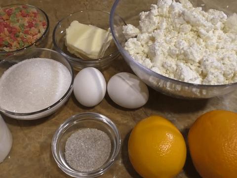 Царская творожная пасха - очень вкусный вариант recipe step 1 photo