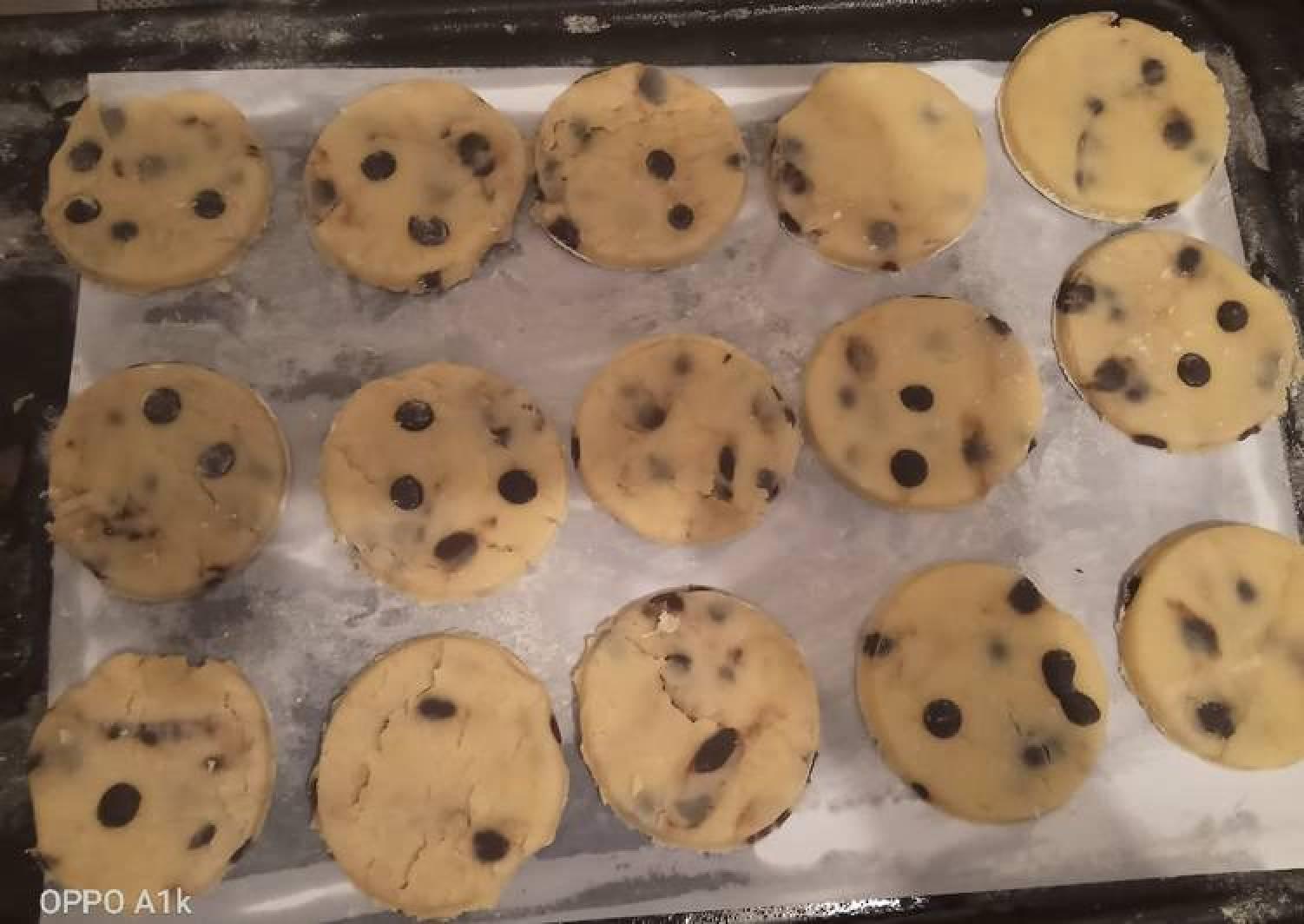 Chocolate chip cookies no brown sugar