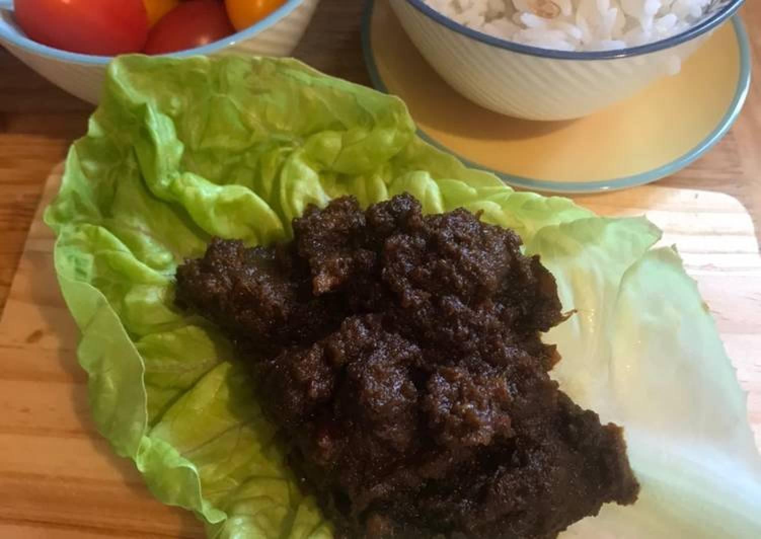Beef Rendang - Indonesian