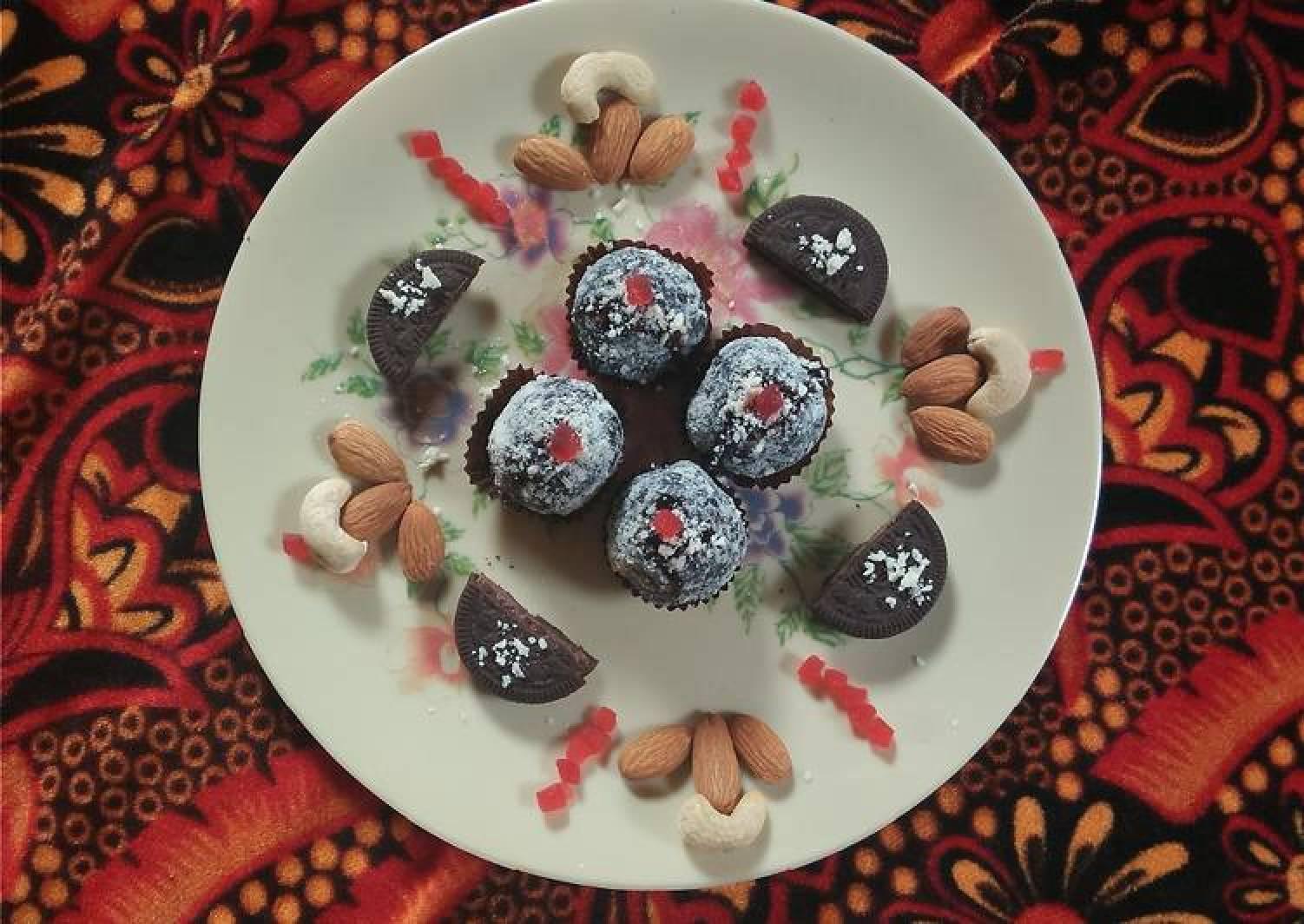 Oreo nutella truffle