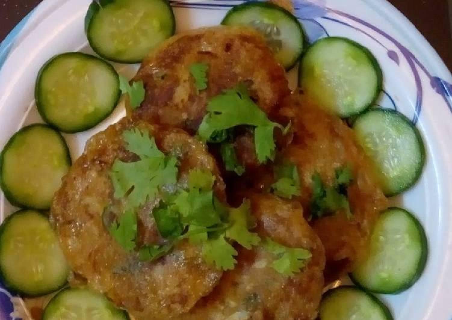 Potato kabab