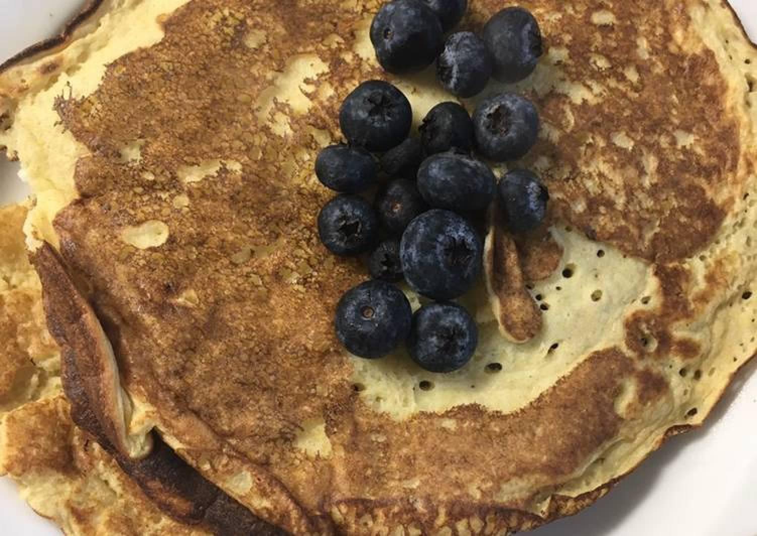 Keto friendly Pancakes
