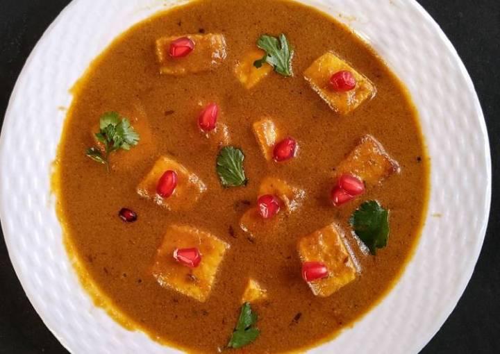 Anari paneer curry