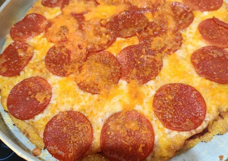 No Yeast Pizza Crust