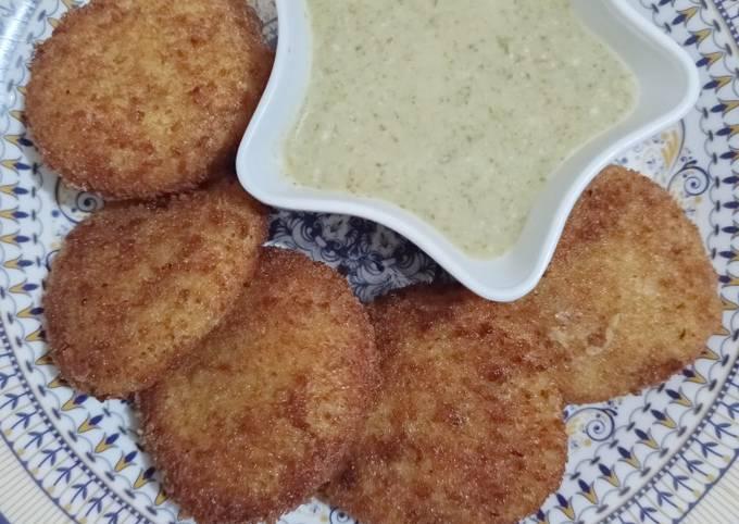 Steps to Make Homemade Aaloo ke kabab