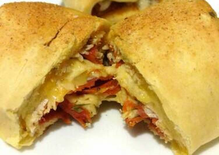 Simple Way to Prepare Quick Pillsbury Grands Sandwich Rollups