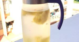 Pineapple Infused Water