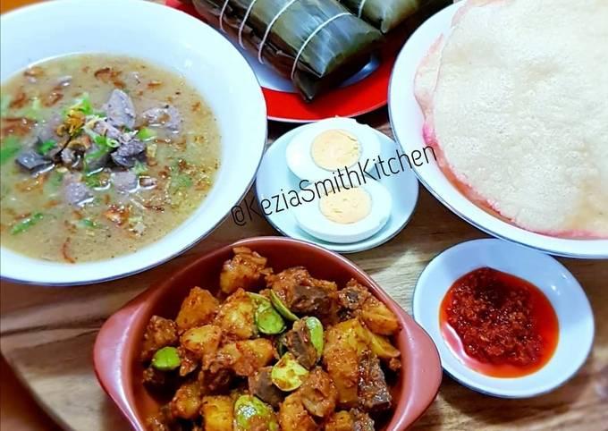 Steps to Prepare Speedy COTO MAKASSAR (Makassar Beef Soup)