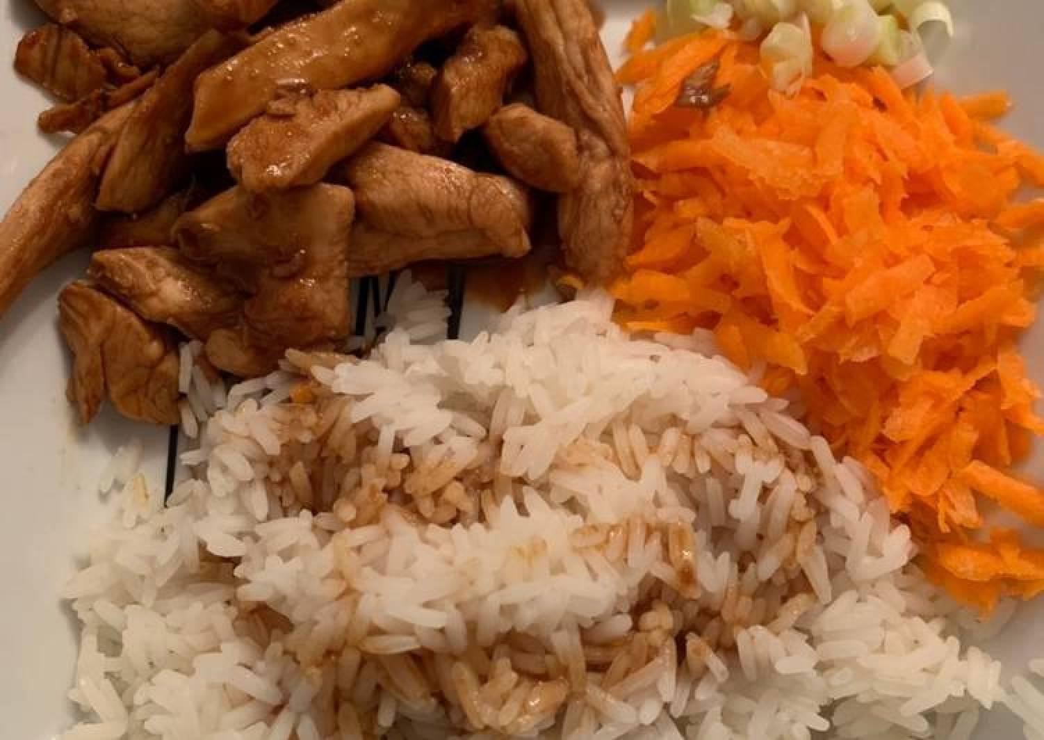 Chicken Teriyaki Donburi