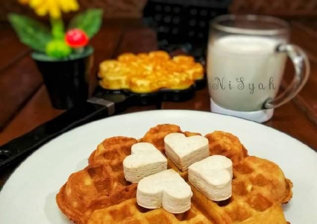 Simple Waffle 🧇