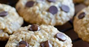 Vickys 5 Ingredient Banana Oat Cookies GF DF EF SF NF
