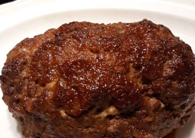Dee's Barbecue Meatloaf