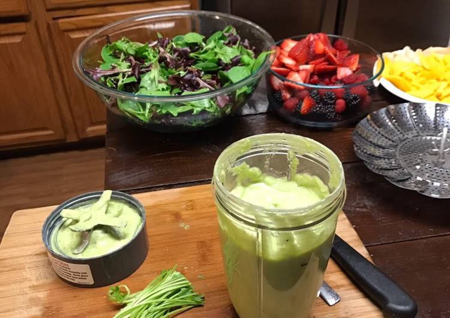 Alkaline - Avocado Salad Dressing