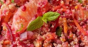 Vickys Clementine Cous Cous Salad GF DF EF SF NF