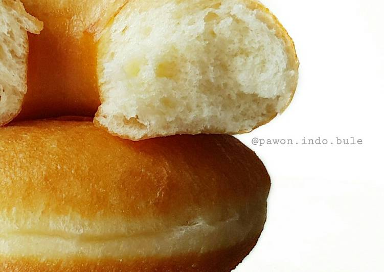 Easy Fluffy Donuts proofing and How to store them
