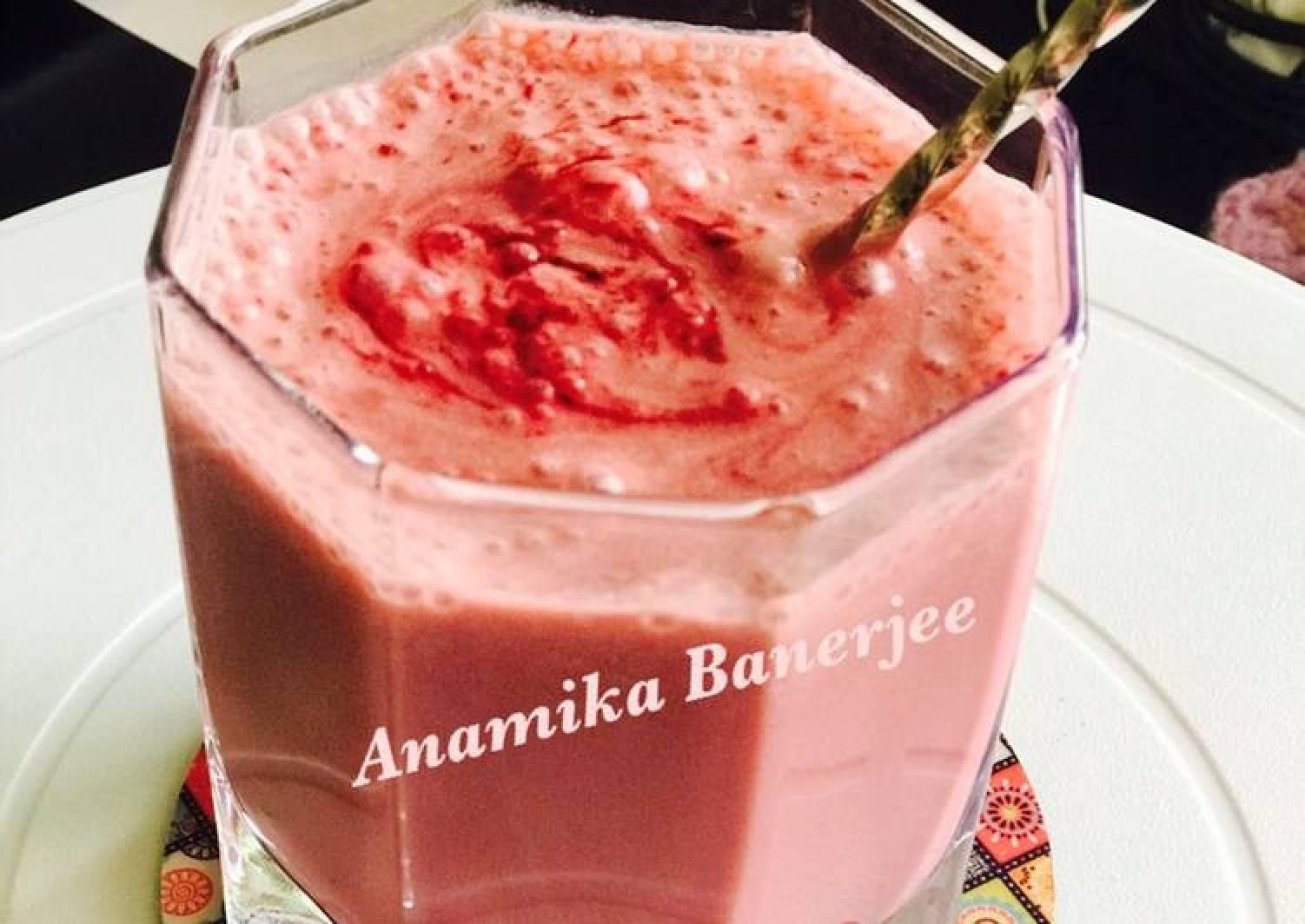 Pink Latte (Beetroot Latte)