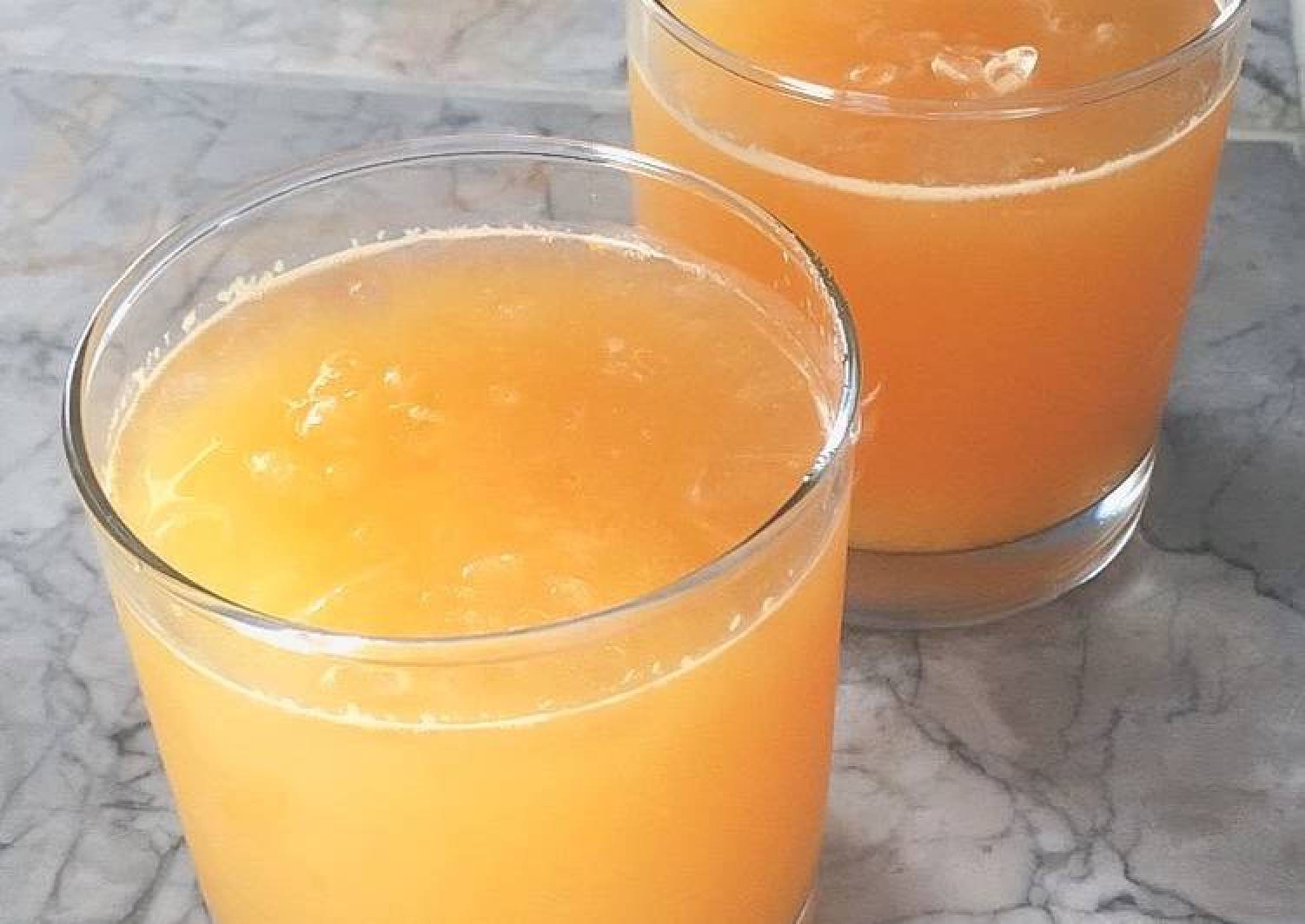 Orange Lime Mimosas