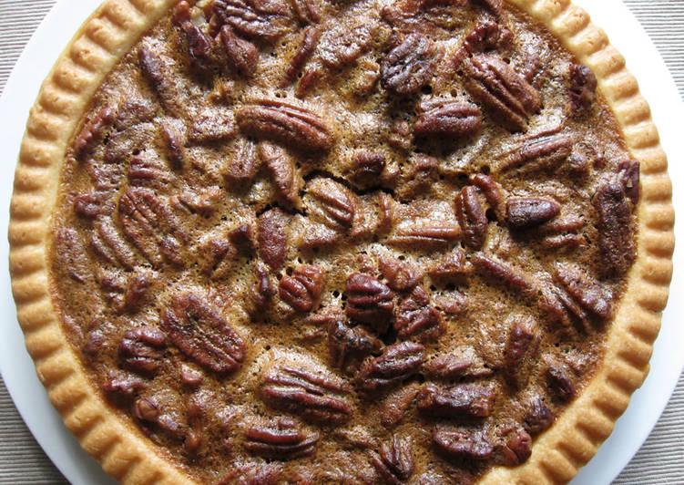 Super Easy Pecan Pie