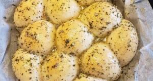 Garlic Pan Bread