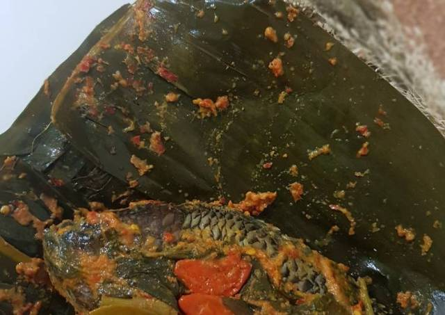 Pepes Ikan Mujair