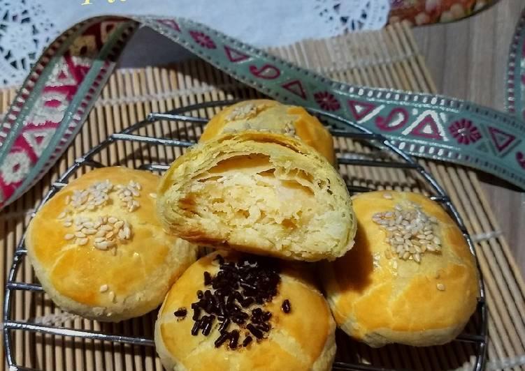 48.2020.Pasta Keju (Isian Pia|Roti|Bakpao)