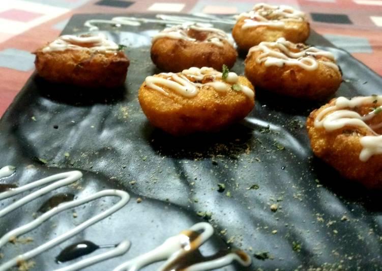 Sooji Donuts