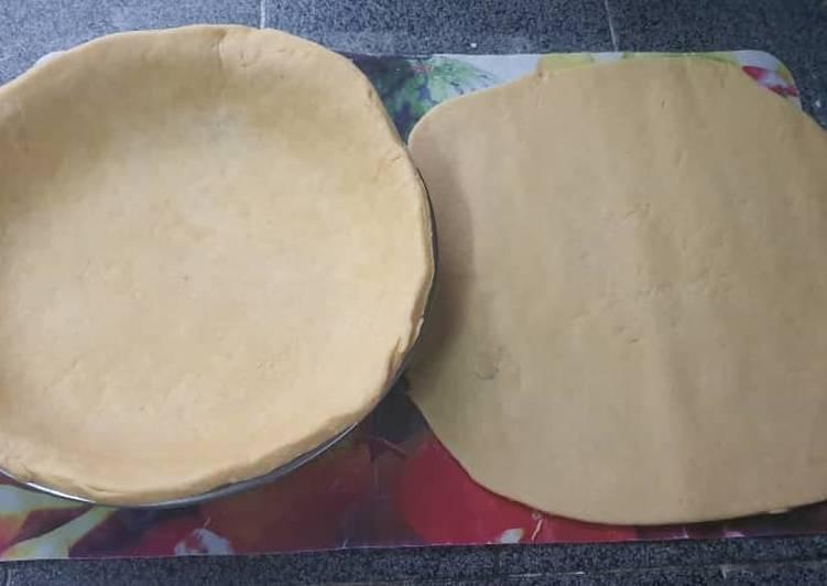 Easy Pie Crust Recipe