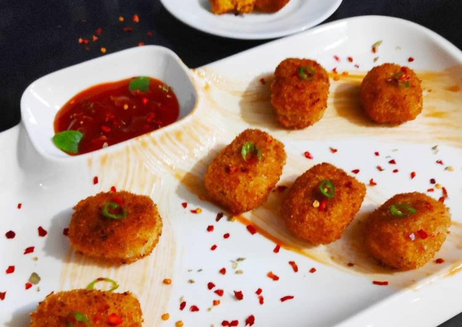Khichdi nuggets