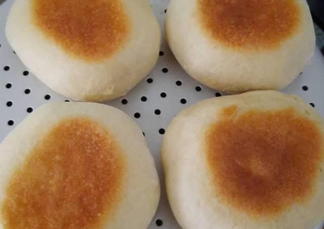 English Muffin - NO BAKE!