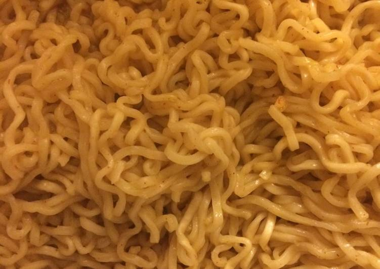 Mexican chicken noodles