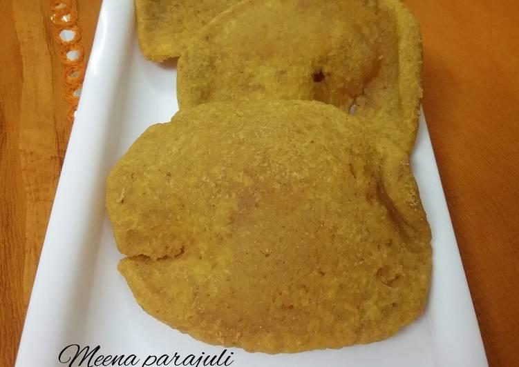 How to Make Super Quick Homemade Jowar aata Ki puri