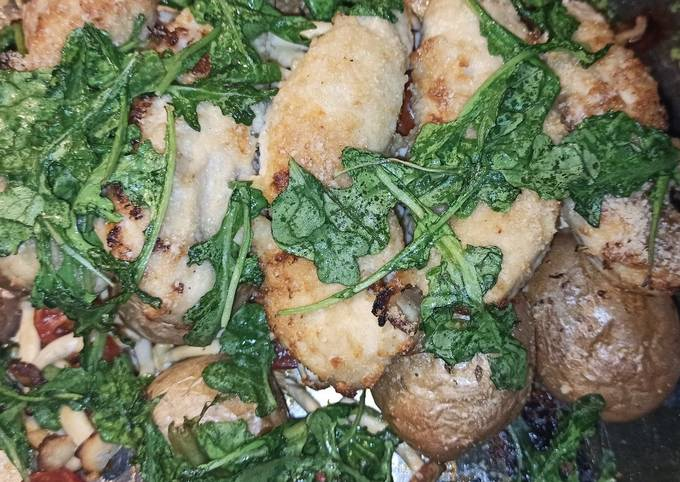 Recipe of Gordon Ramsay Roasted Red Potatoes and Chicken Breast