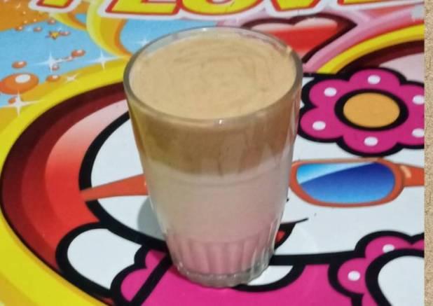 Dalgona Coffe Vanilla Latte