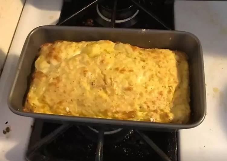 Egg Muffins or Egg Loaf
