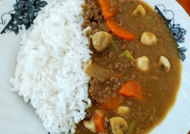 Beef Curry Jepang
