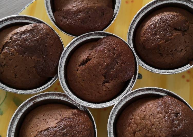 Muffins chocolat 🍫