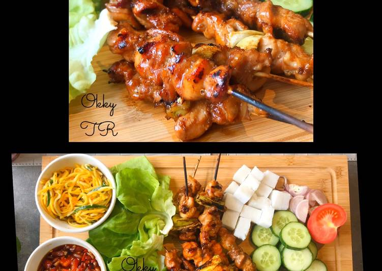 Recipe of Speedy Chicken Sate