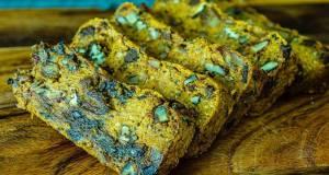 Vegan Pumpkin-Chocolate Bread