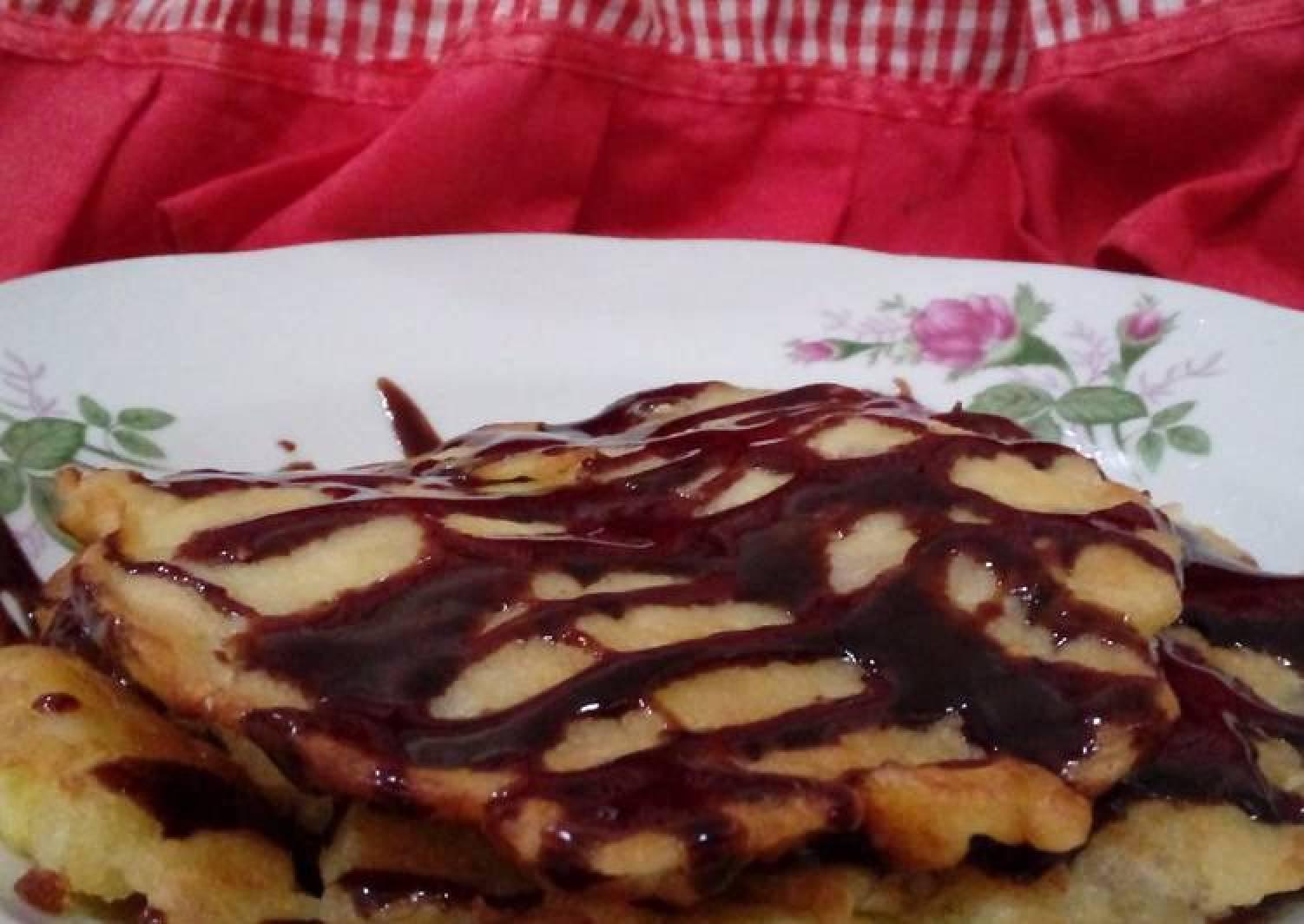 Easy Banana Pancake