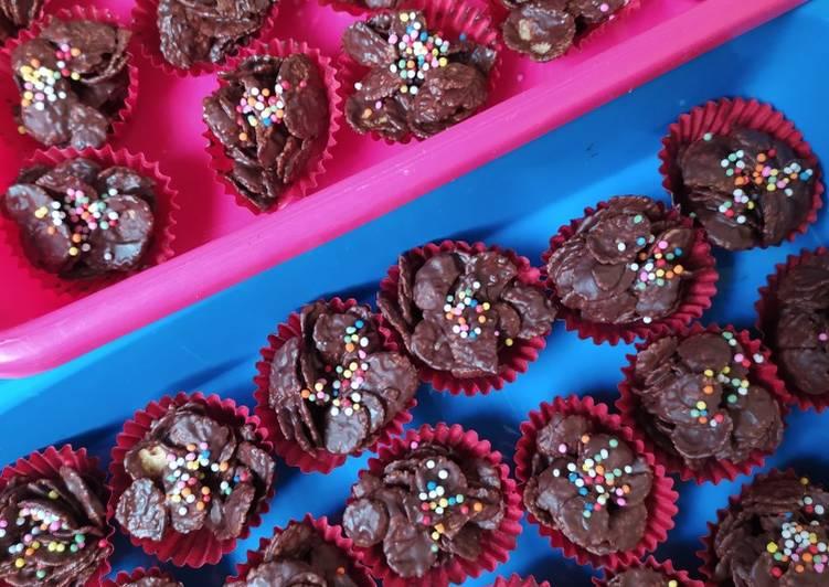 Cornflakes Chocolate
