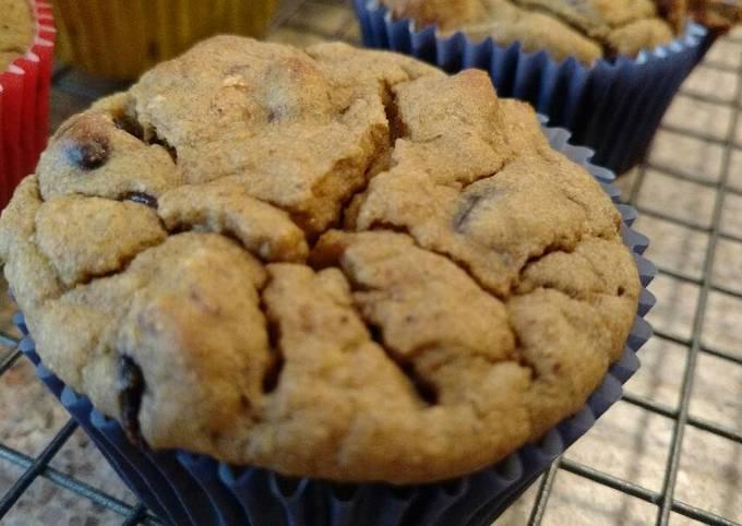 Helen's Flourless Banana Muffin