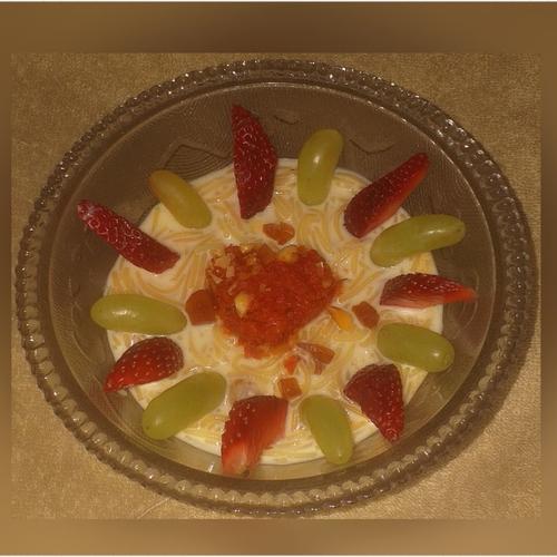 Fusion dessert
