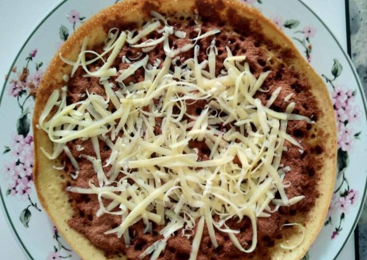 Apam Balik Ovaltine Cheese (Terang Bulan Pancake)