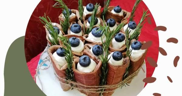 Вафельный торт, рецепты с фото (106 пошаговых рецепта ...