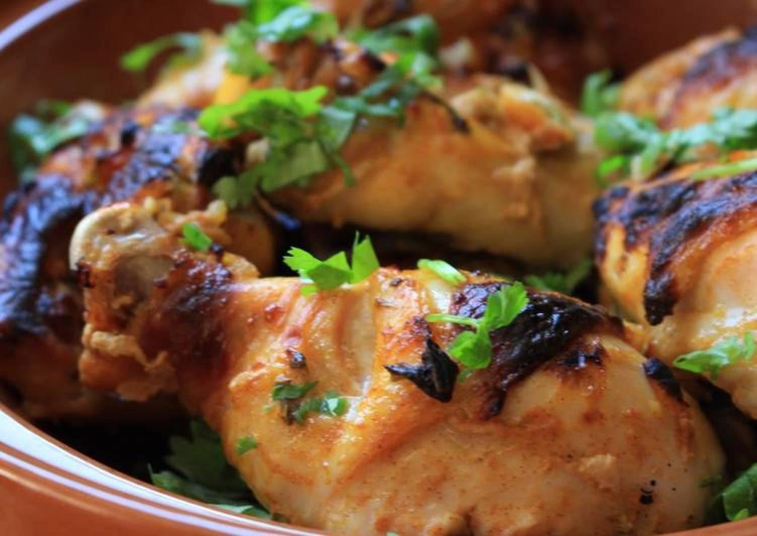 Mex-Inspired Tandoori Chicken