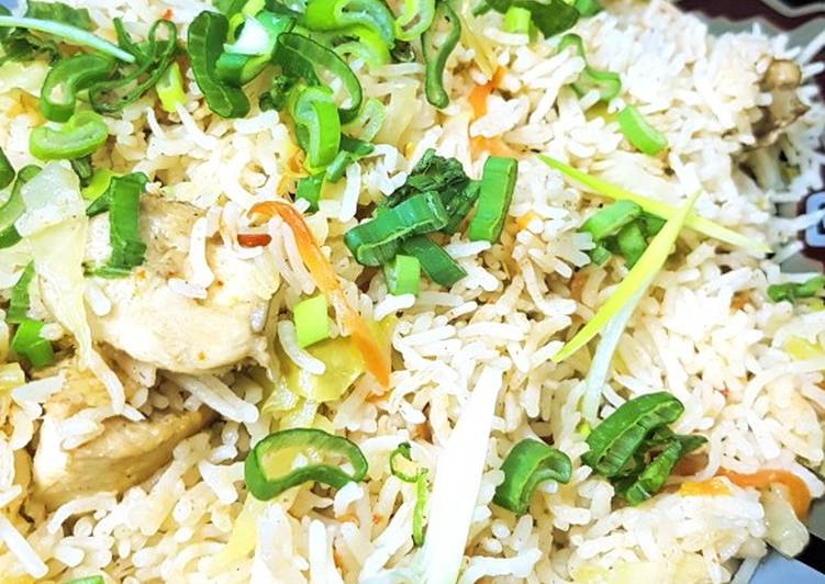 Chinese pulao