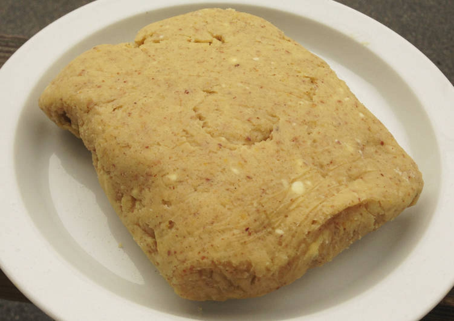 Orange Cardamom Nut Tart Crust FUSF