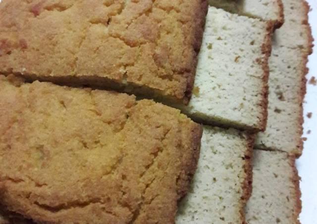 Roti Tawar Tepung Kelapa (low carb) #ketofriendly