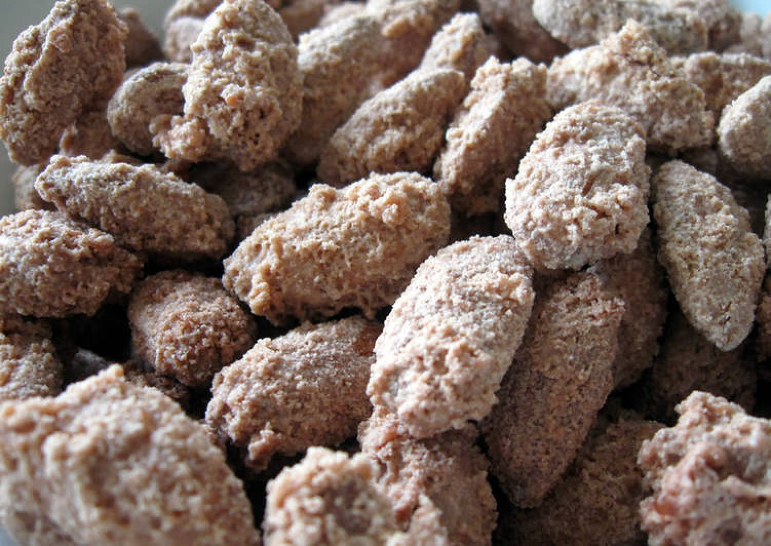 Cinnamon Sugar Almonds