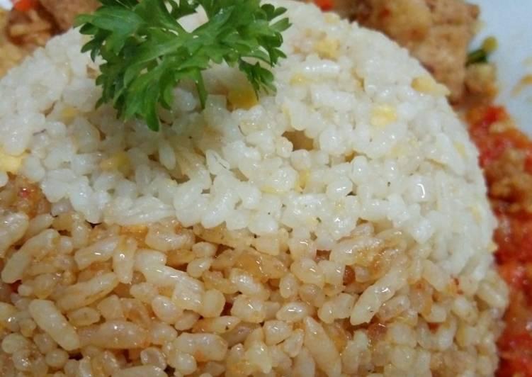 Nasi goreng jawa/kampung